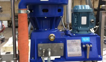 Séparateur centrifuge eau huile lessiviels Alfa Laval WSPX 403