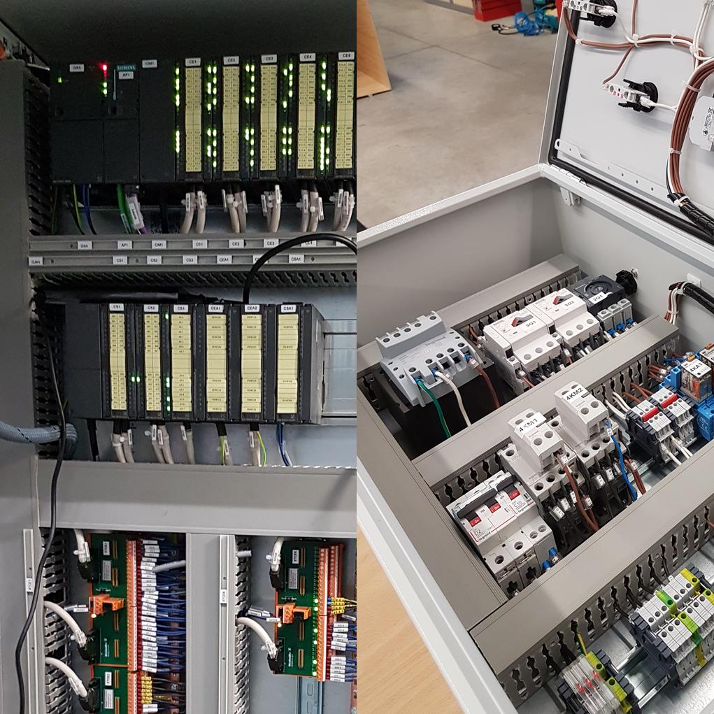 Exemple réalisations électriques et automatismes